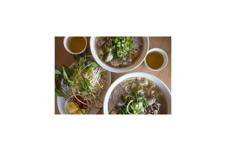 Pho & Tea in Ames - Highlight