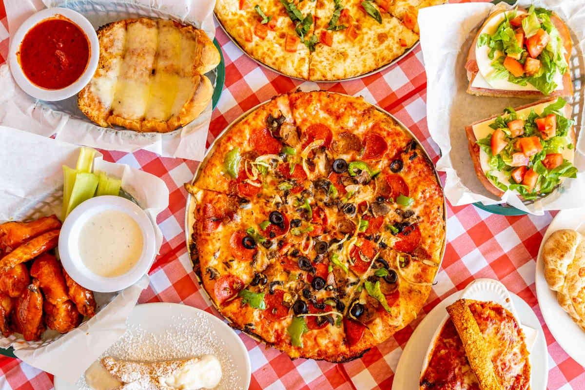 Morningstar's New York Pizza in Lawrence - Highlight