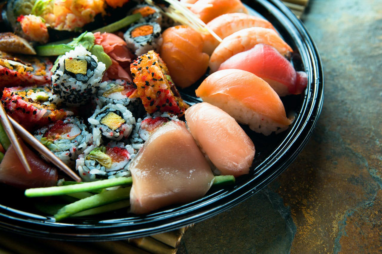 Oriental Express in Topeka - Highlight