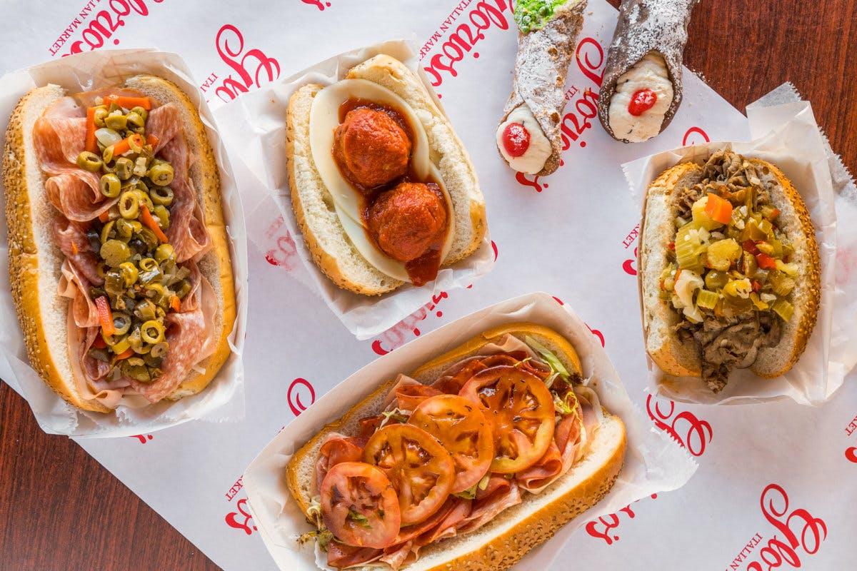 Glorioso's Italian Market in Milwaukee - Highlight