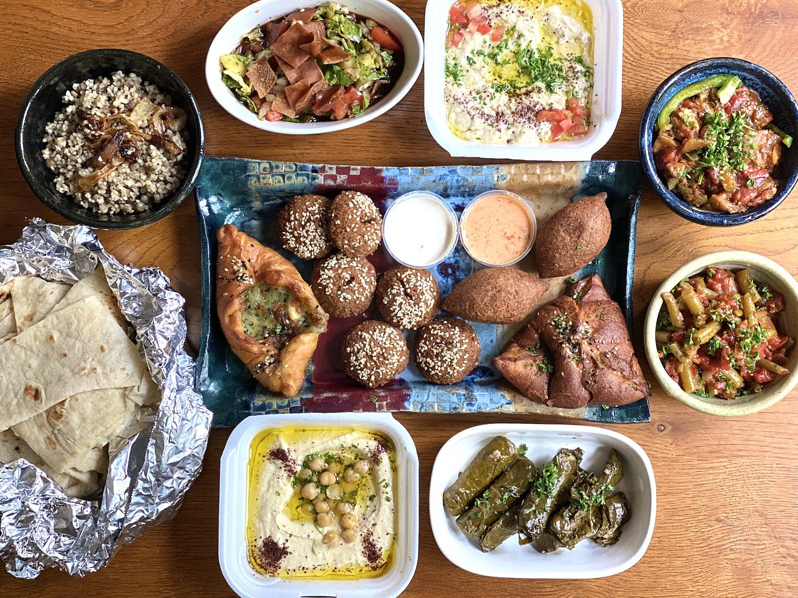 Damascus Gate Restaurant in Milwaukee - Highlight