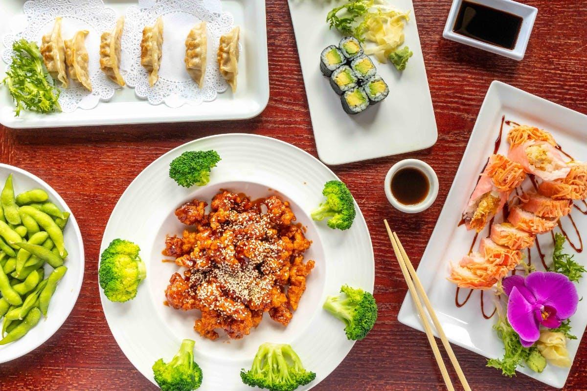 Nana Asian Fusion & Sushi Bar in Milwaukee - Highlight