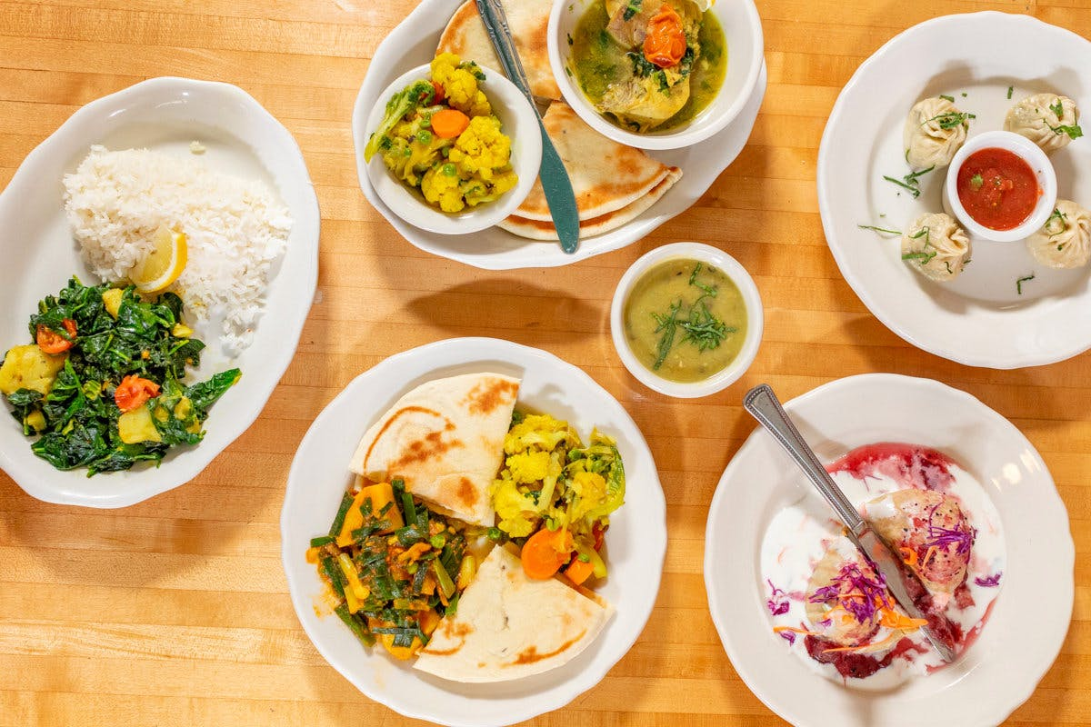 Himal Chuli in Madison - Highlight