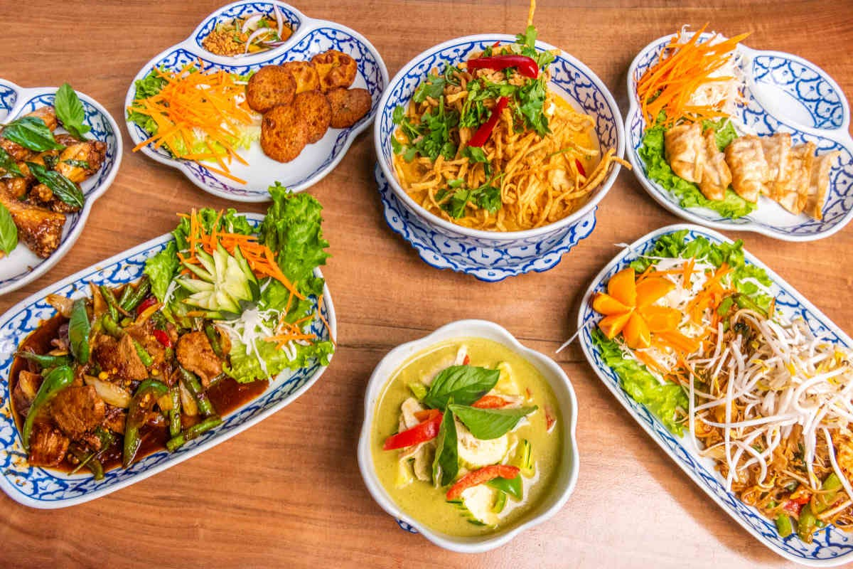 Baan Thai - Mass St. in Lawrence - Highlight