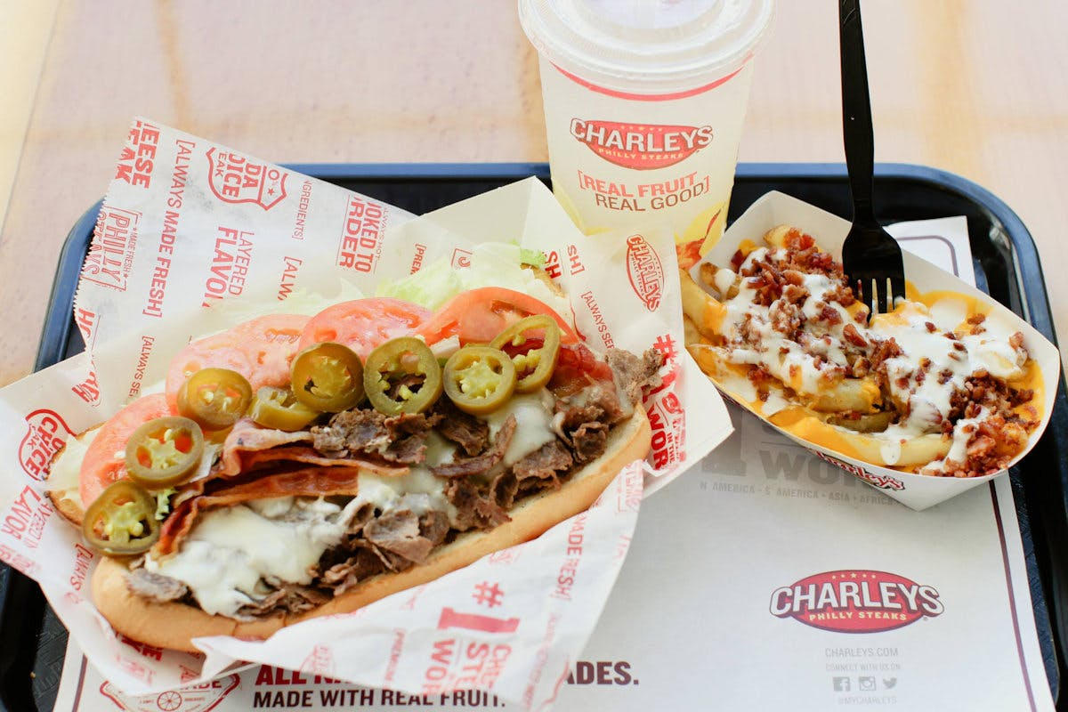 Charleys Philly Steaks in Eau Claire - Highlight