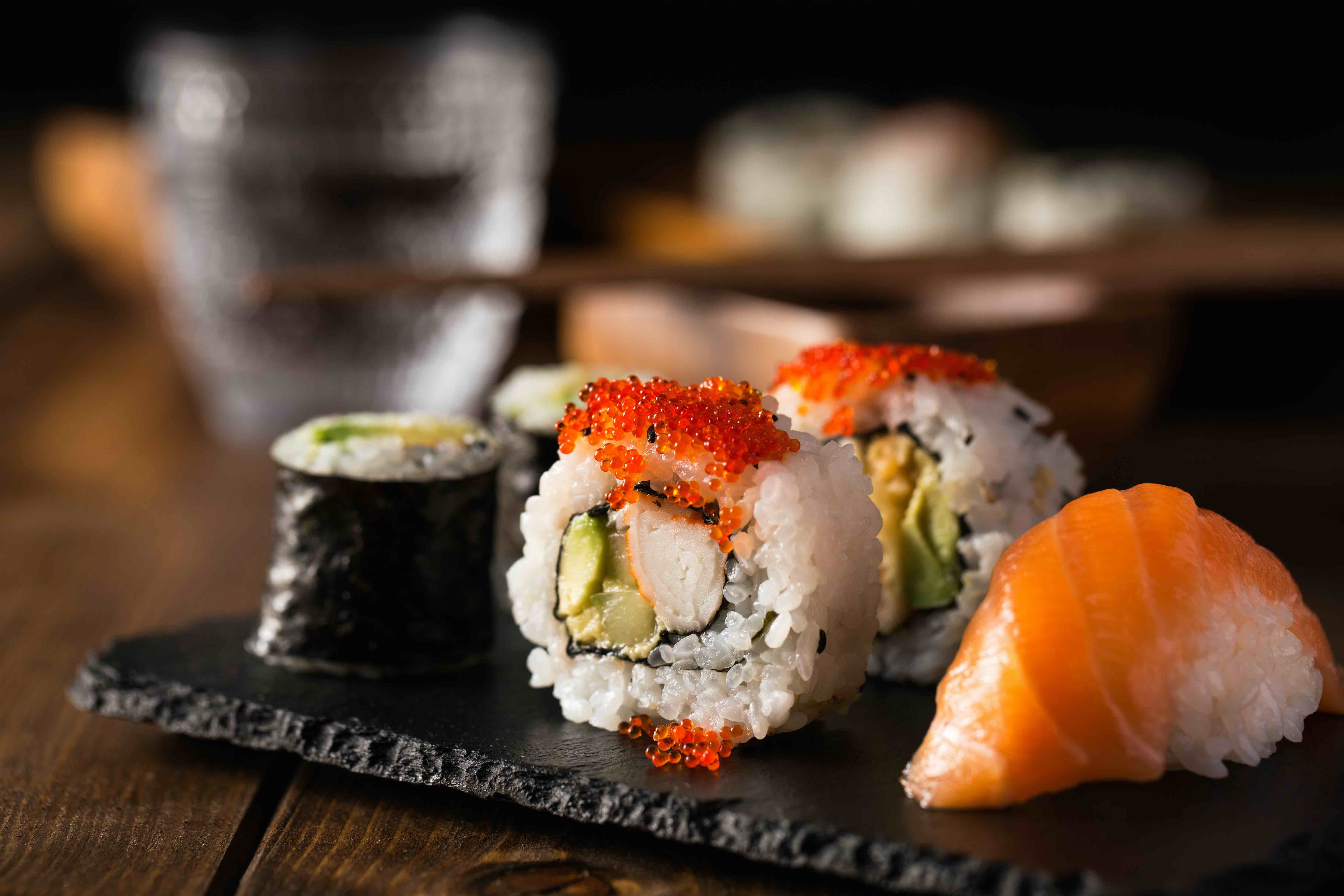 Wasabi in Ames - Highlight