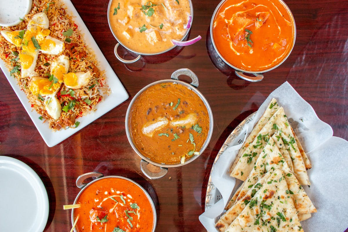 Cafe India Bar & Grill in Milwaukee - Highlight
