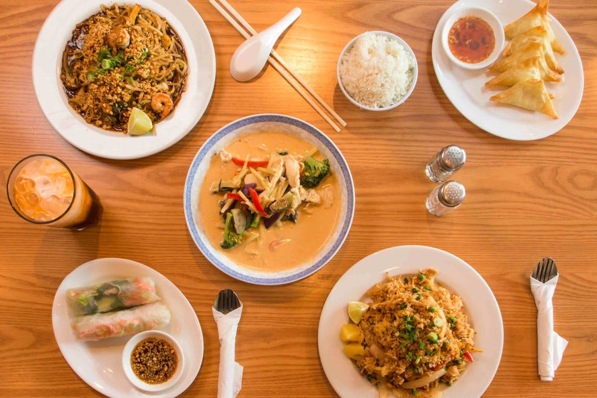 Thai Noodles in Madison - Highlight