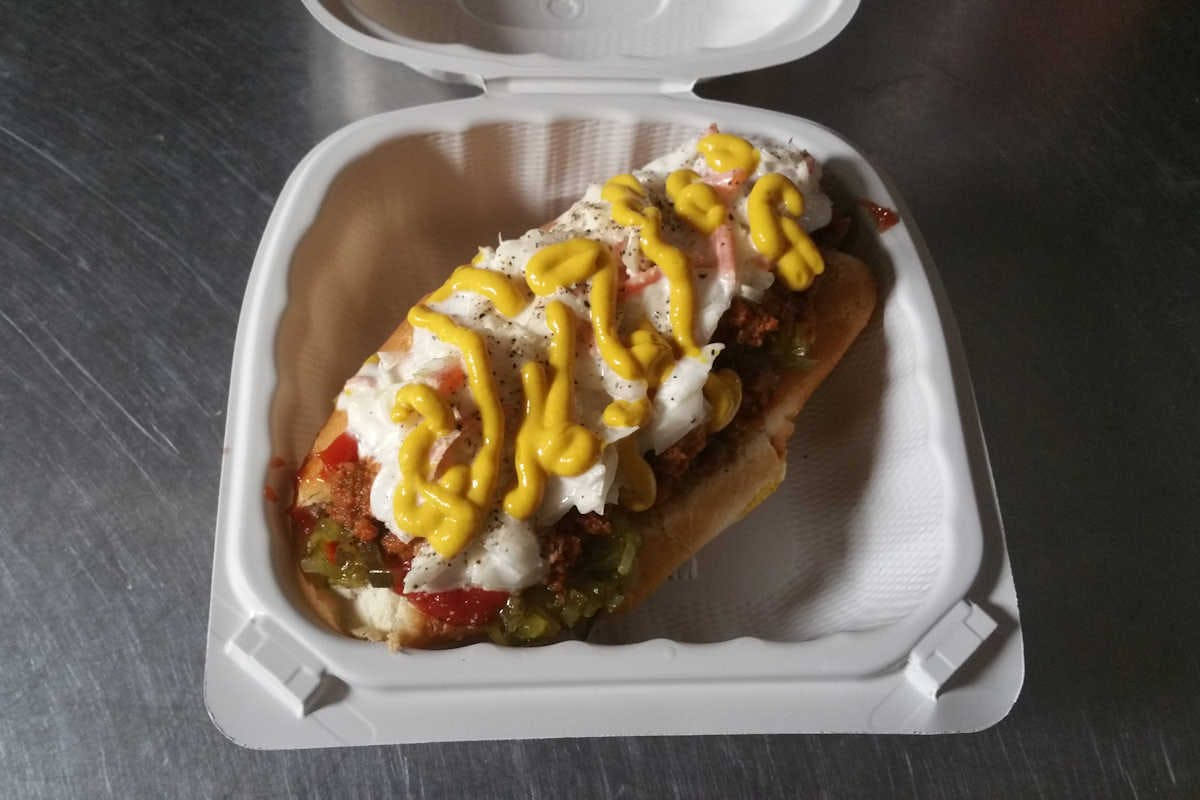 Big Dik's Dynamite Dog House in Lawrence - Highlight