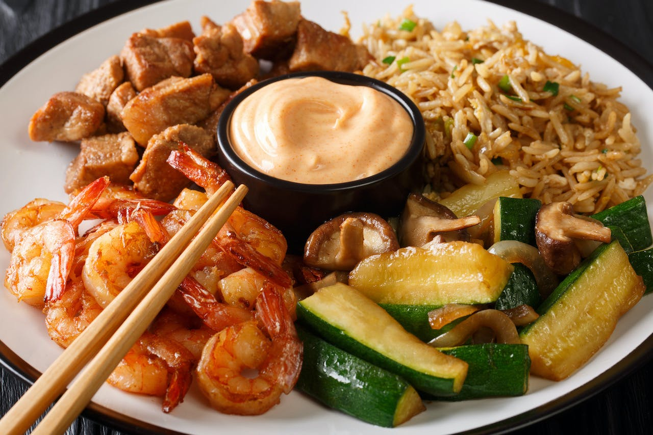 FUJI Japanese Steakhouse in Ames - Highlight