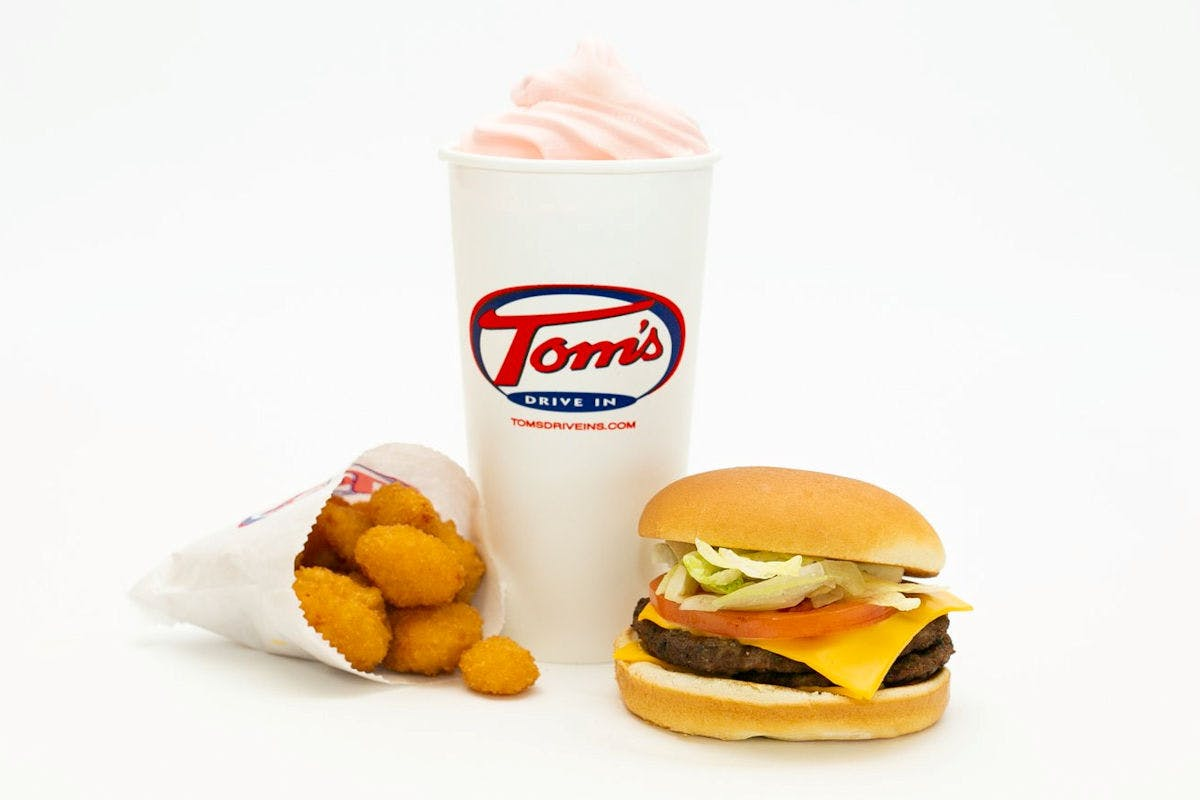 Tom's Drive-In - Neenah S Commercial St in Appleton - Highlight