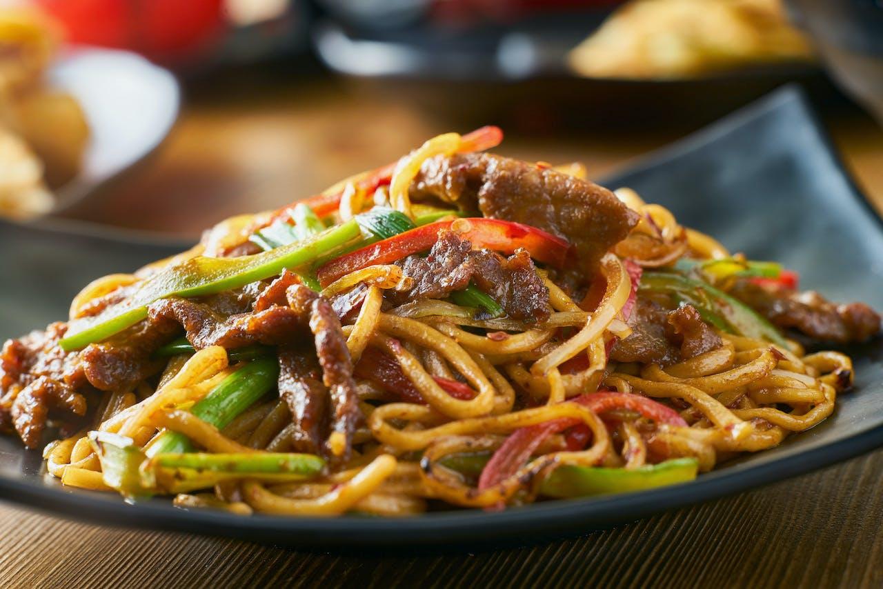 Noodle Wrap in Eau Claire - Highlight