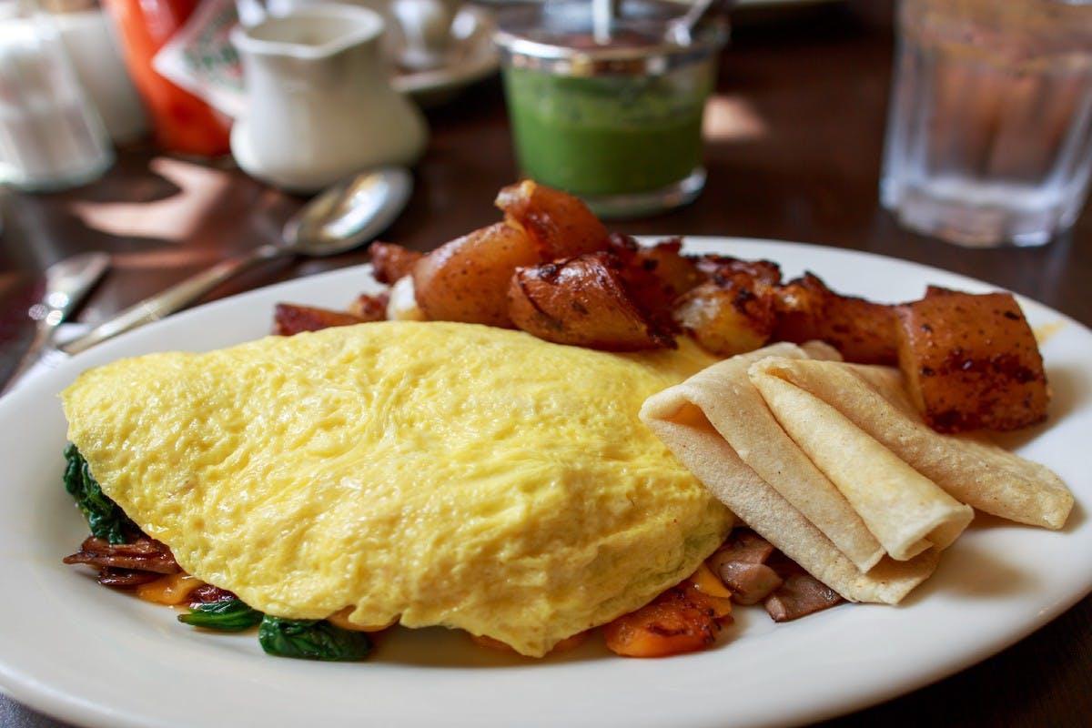 Fall's Cafe in Sheboygan - Highlight