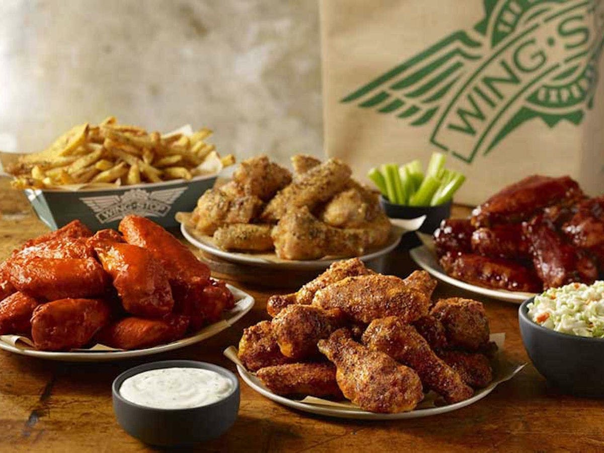 Wingstop in Madison - Highlight