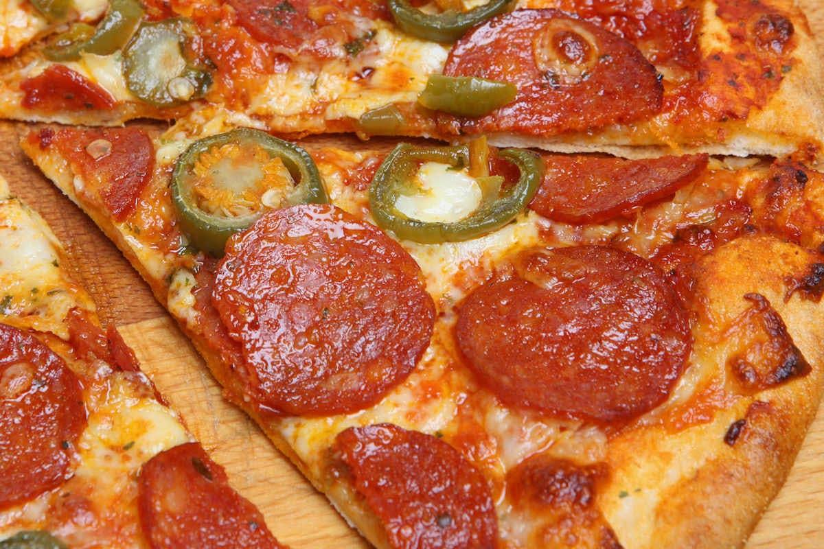 World Famous Pizza - Dekalb in DeKalb - Highlight