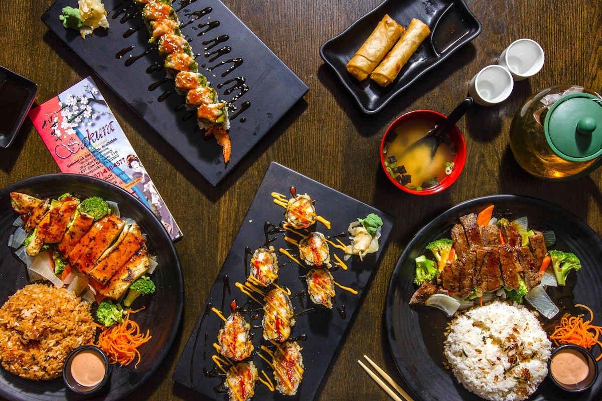Sakura Japanese Cuisine in Eau Claire - Highlight