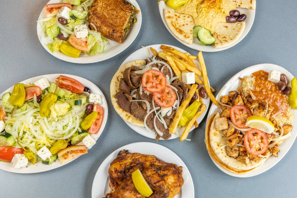 Gyro Palace - Walker's Point in Milwaukee - Highlight