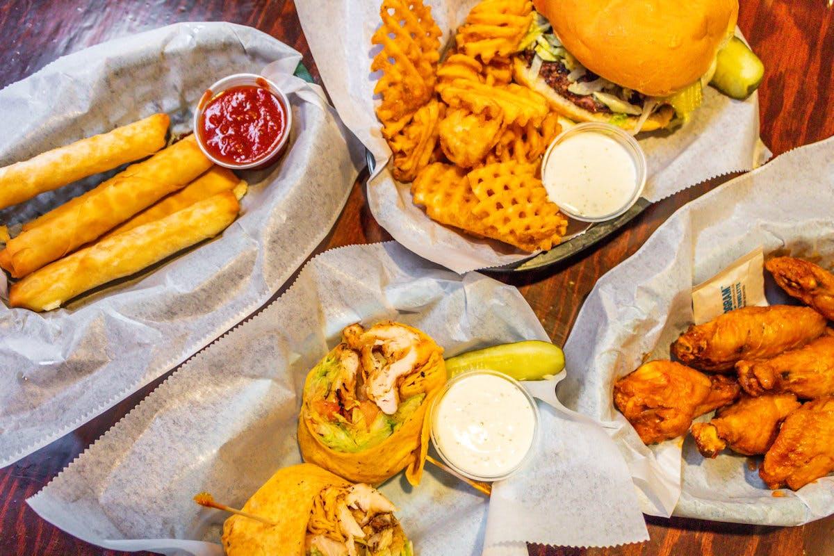 Wooden Nickel Sports Bar & Grill in Appleton - Highlight