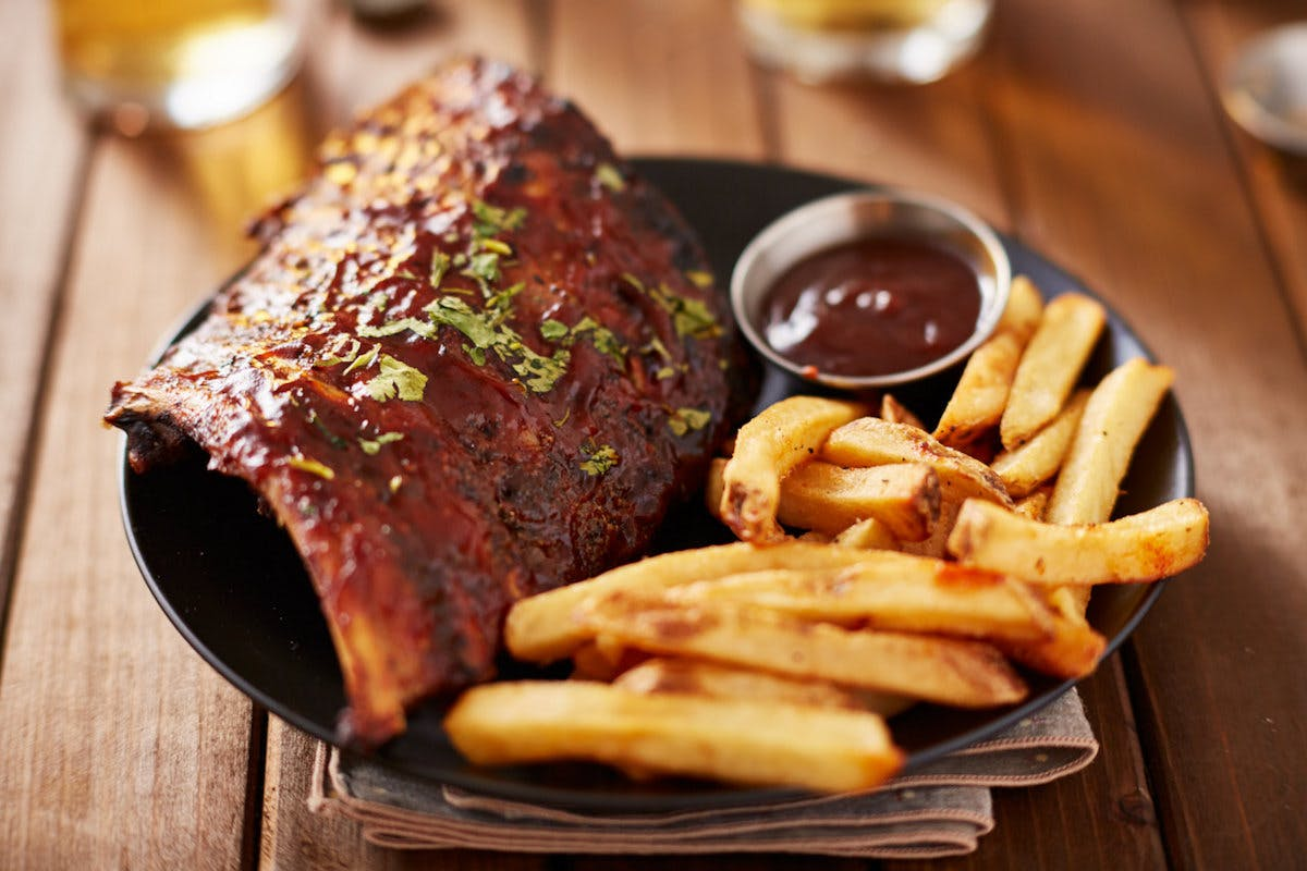 Pam's Ribs and Thangs in Green Bay - Highlight
