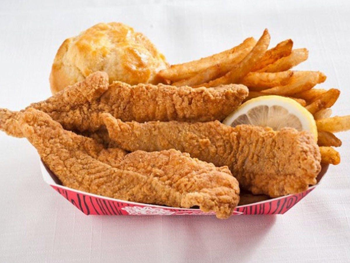 Krispy Krunchy Chicken - De Pere Monroe Rd in Green Bay - Highlight