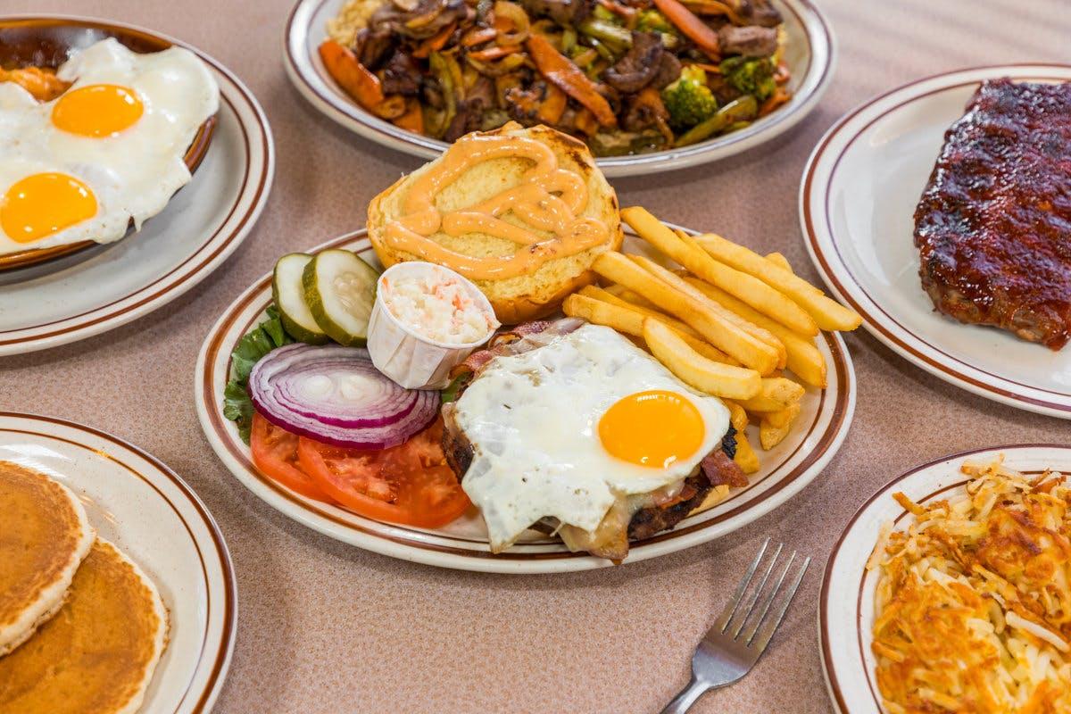 Two Brothers Family Restaurant in Oshkosh - Highlight