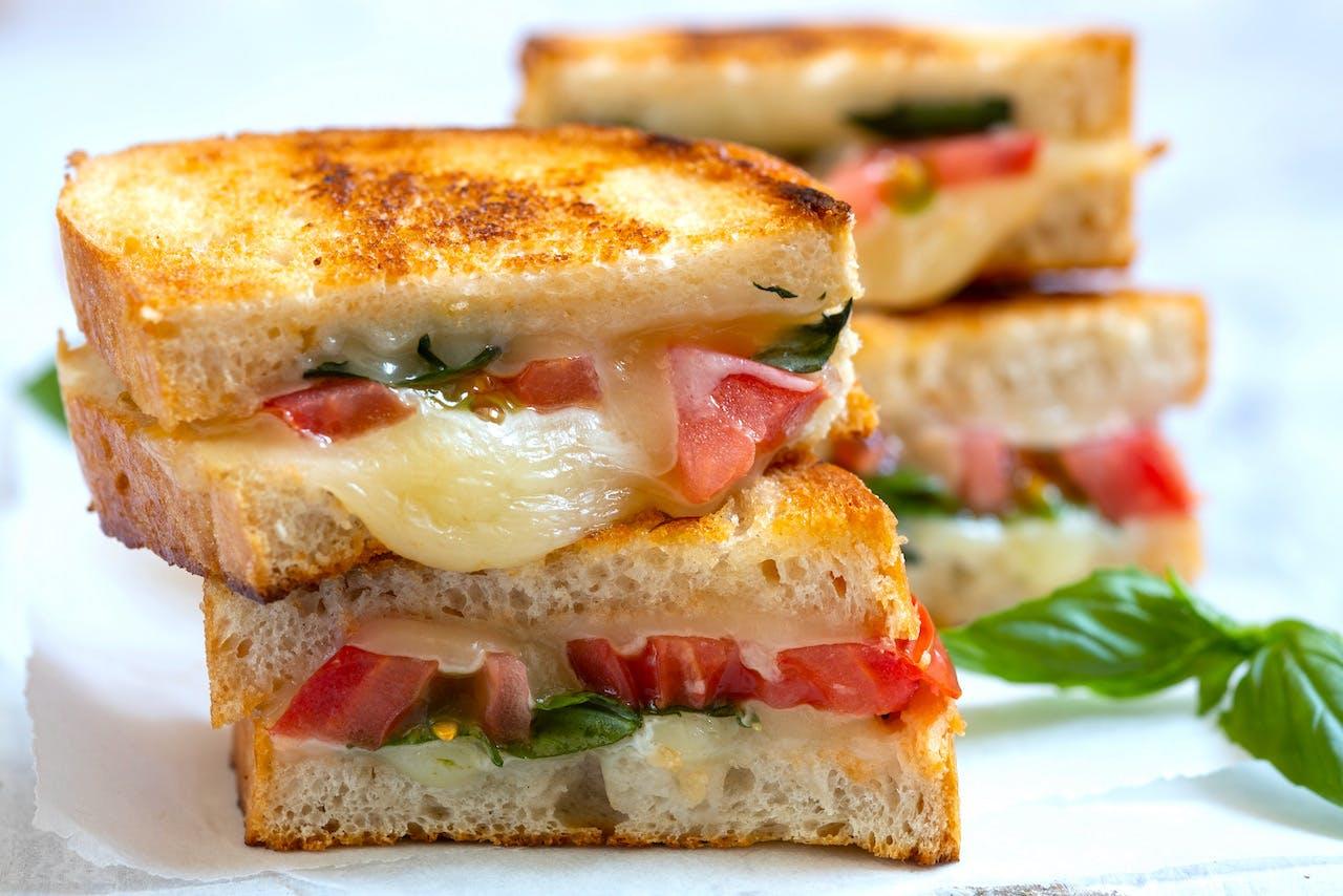 Crostini Sandwiches in Madison - Highlight