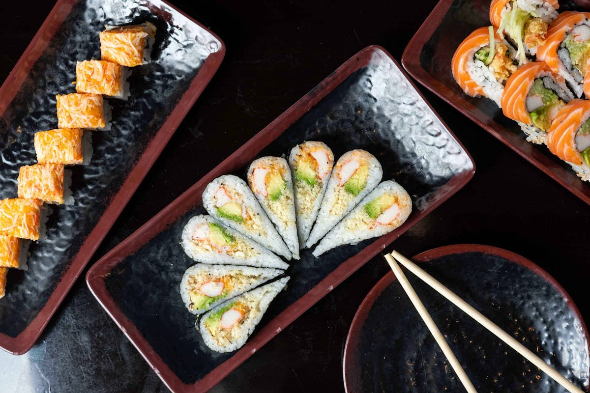 Akame Sushi in Eau Claire - Highlight