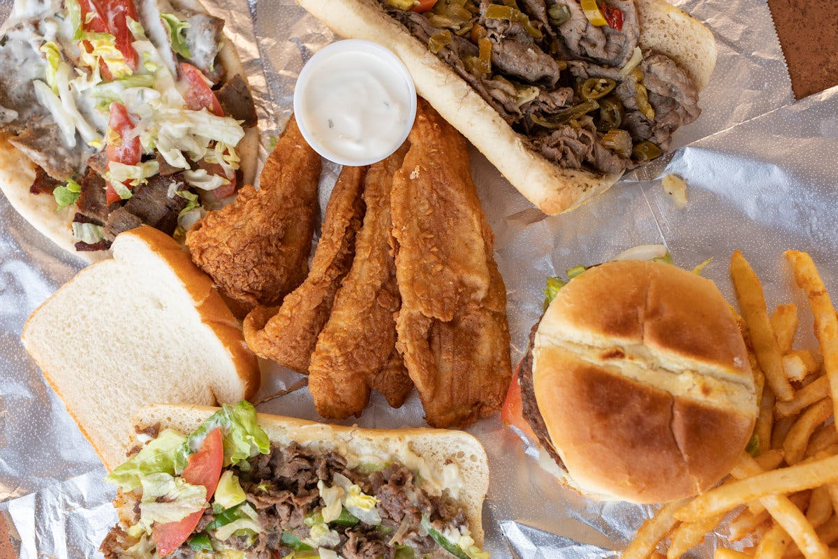 Madtown Chicken n' Fish in Madison - Highlight