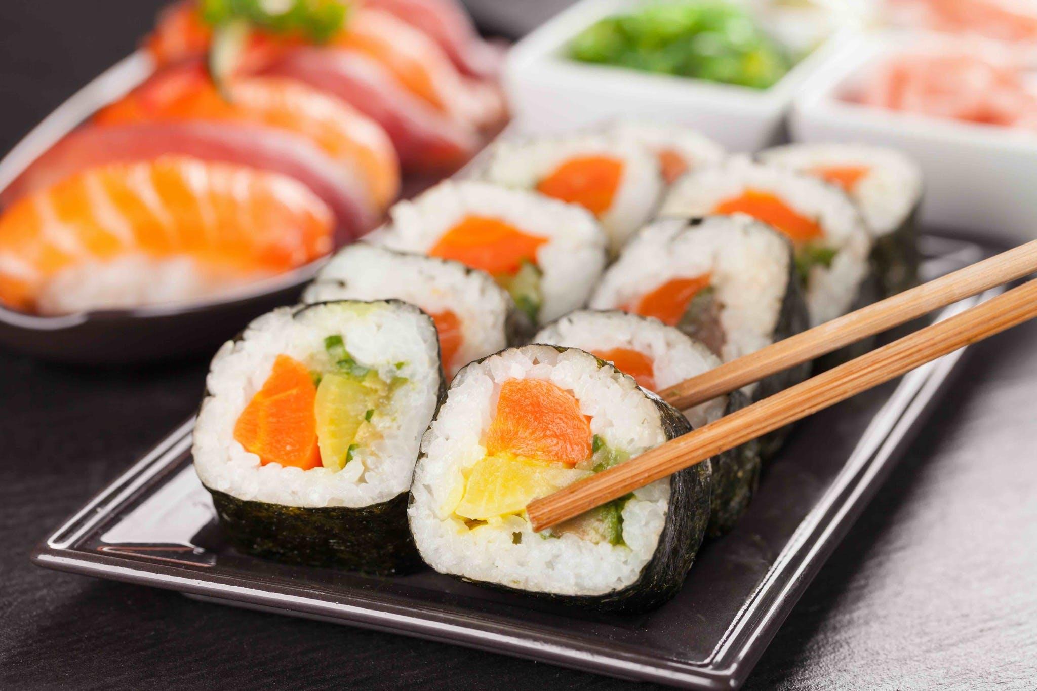 Island Sushi in Appleton - Highlight