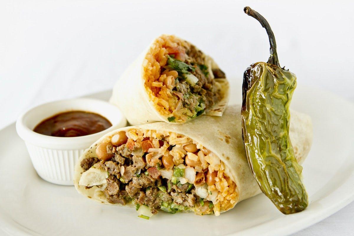 Mr. Burrito in Ames - Highlight