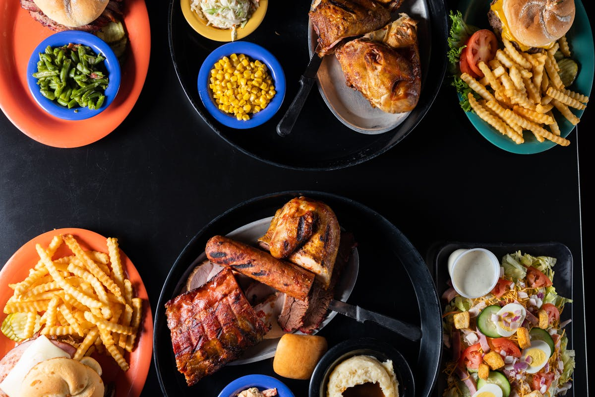 Hickory Park Restaurant Co. in Ames - Highlight