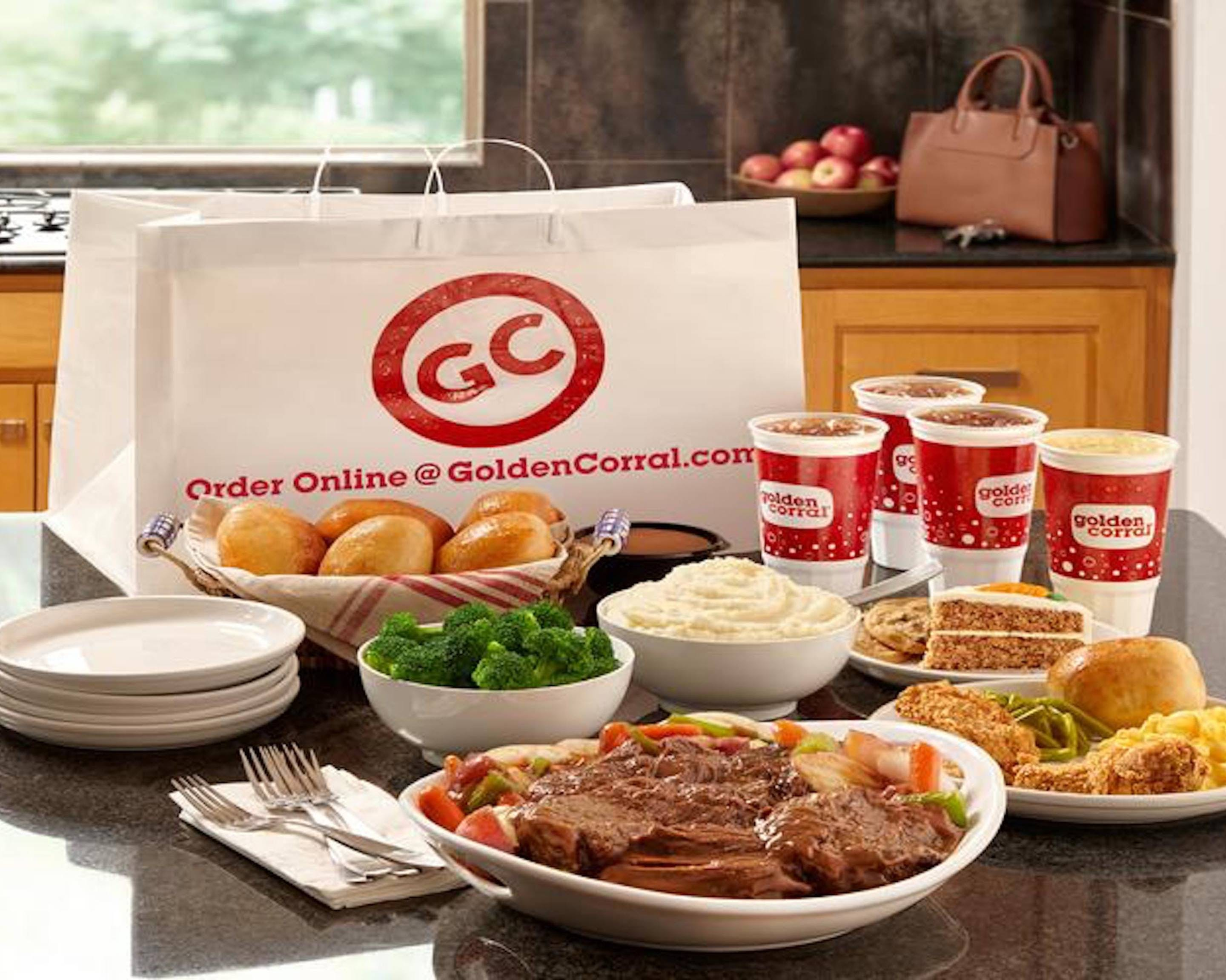 Golden Corral in Topeka - Highlight