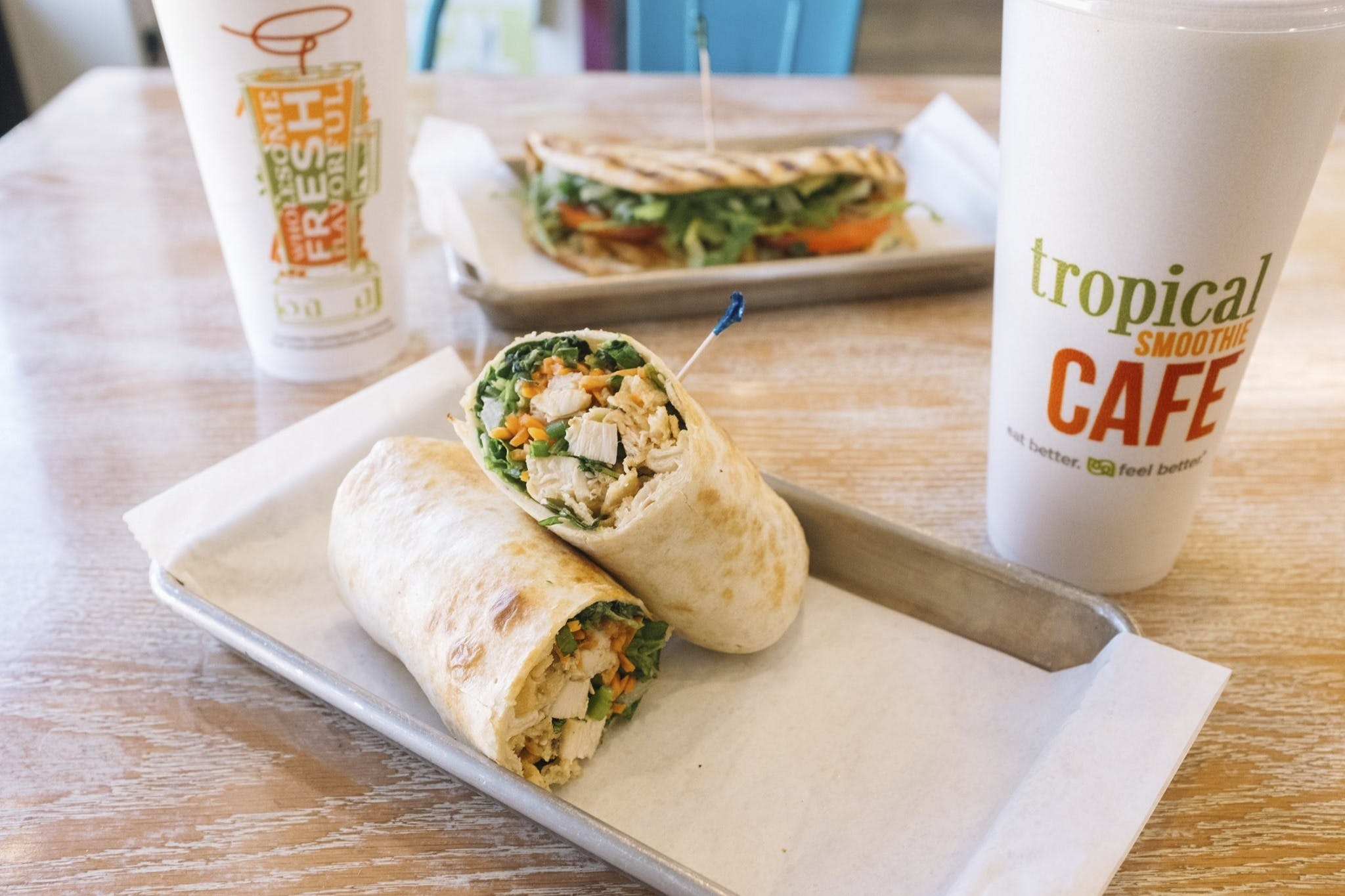 Tropical Smoothie Cafe in Appleton - Highlight