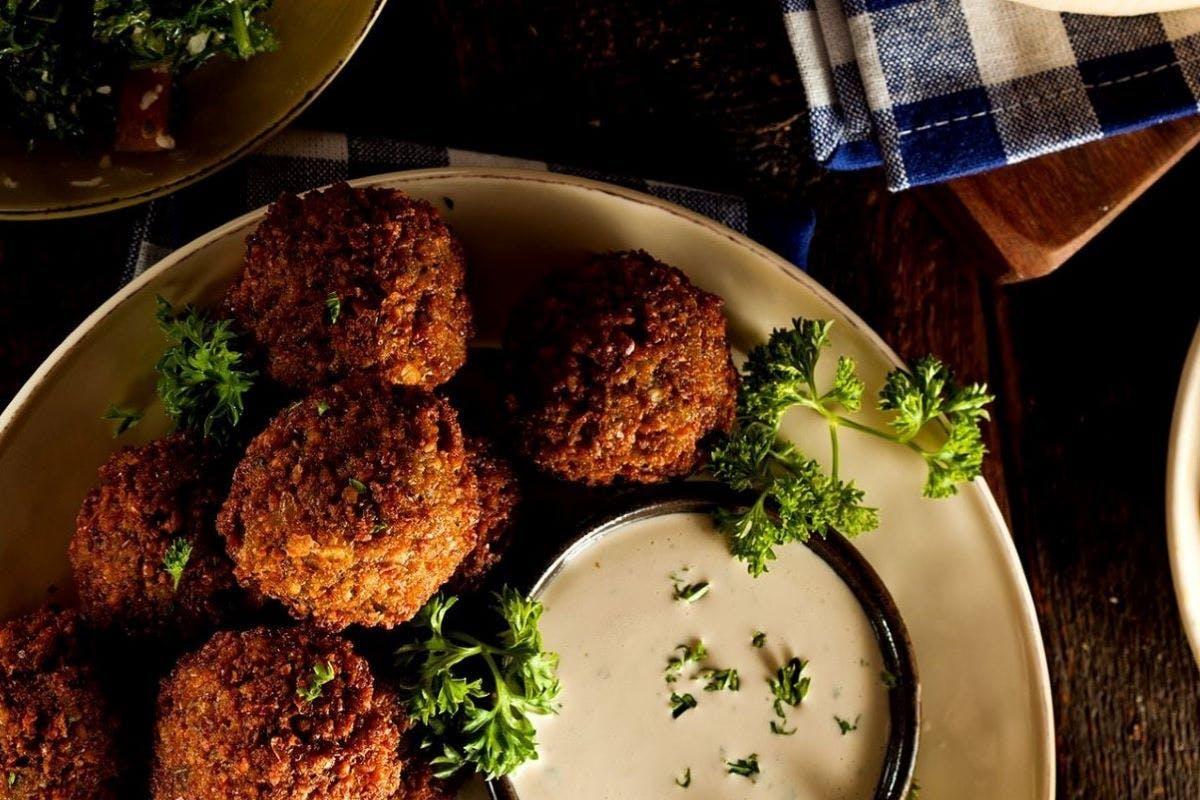 Jamrah Middle Eastern Cuisine in DeKalb - Highlight