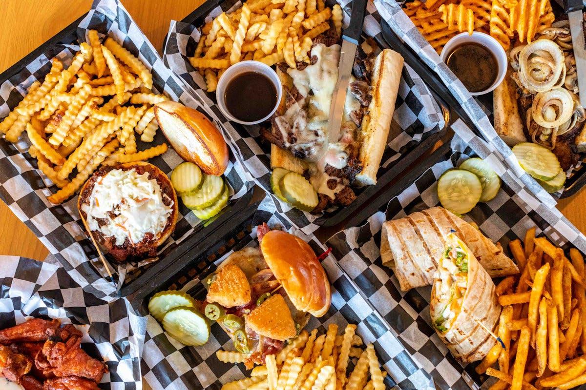 Bogey's Burgers & Beers in Janesville - Highlight
