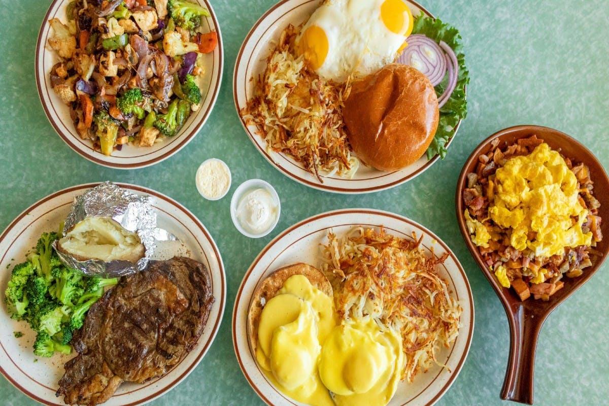 Delta Family Restaurant in Oshkosh - Highlight