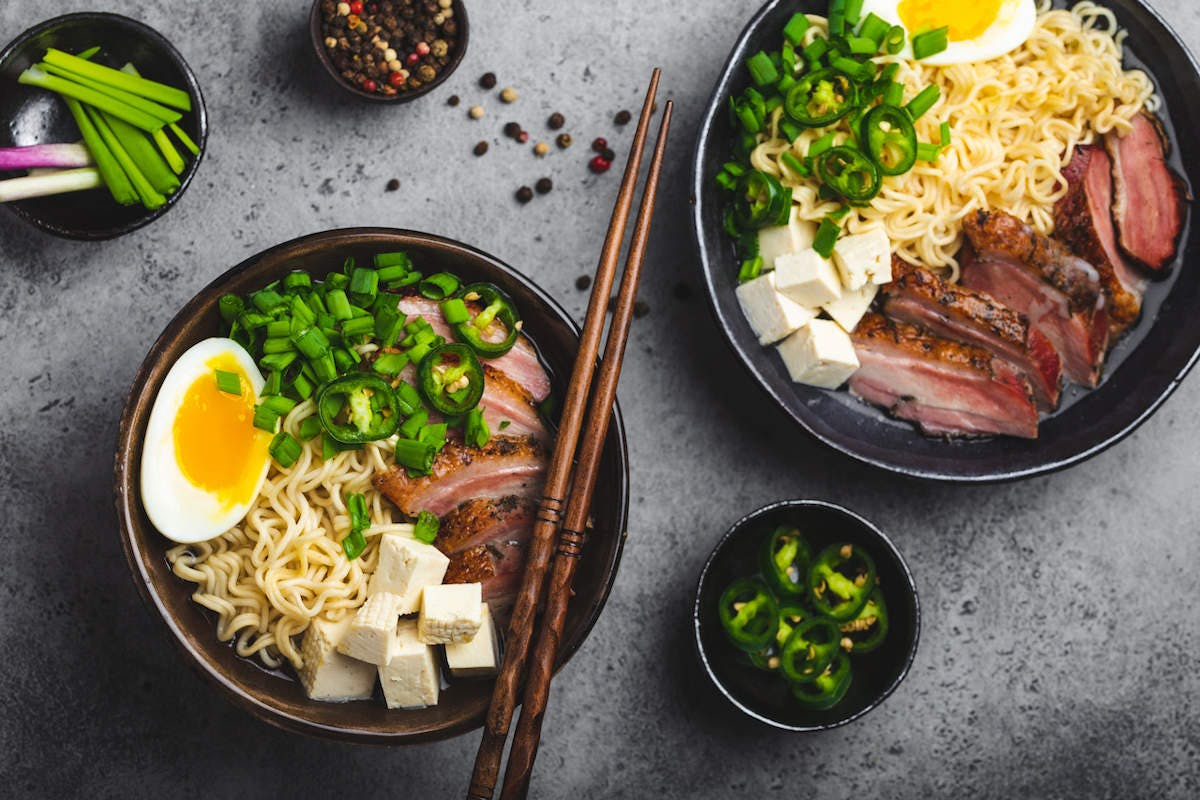 Ruyi Hand Pulled Noodle in Madison - Highlight