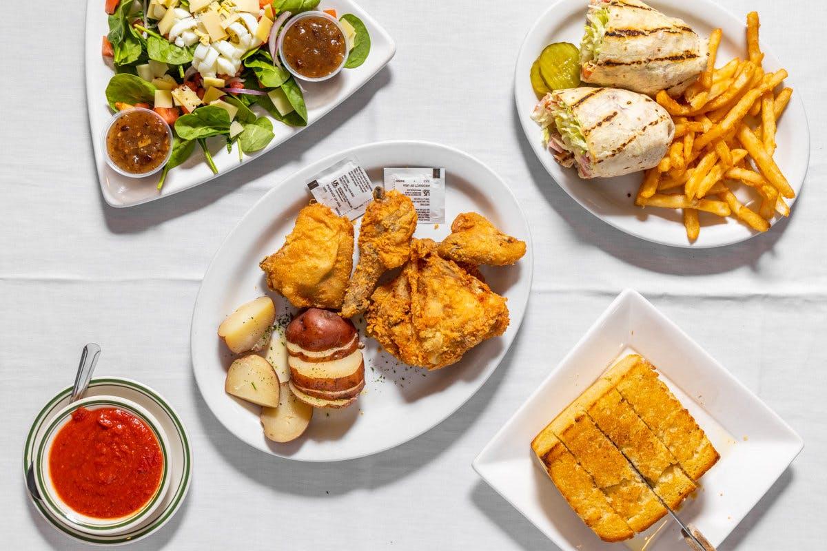 Meyer's Restaurant in Milwaukee - Highlight