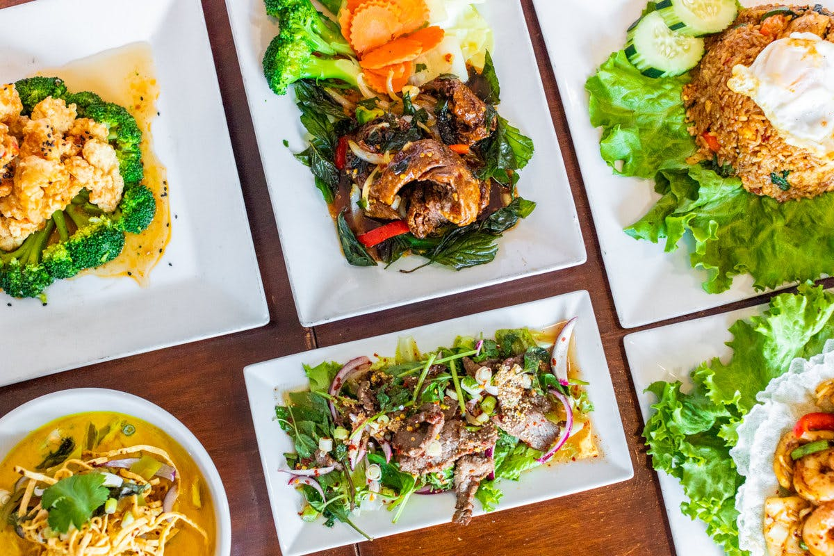 Monsoon Siam in Madison - Highlight