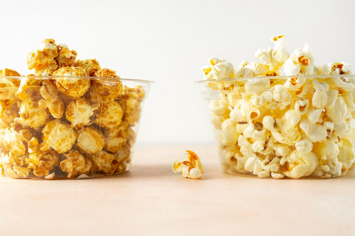 Cashmere Popcorn in Topeka - Highlight