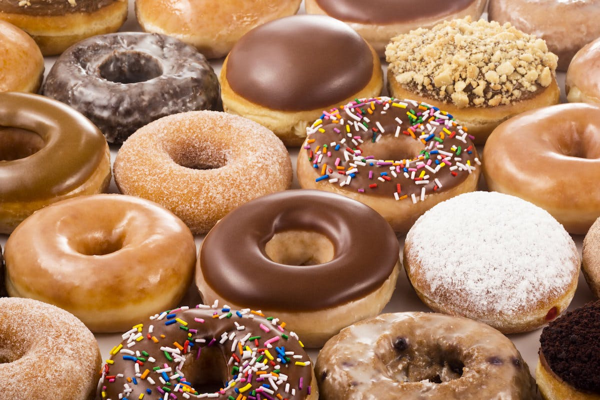 Daylight Donuts in Manhattan - Highlight