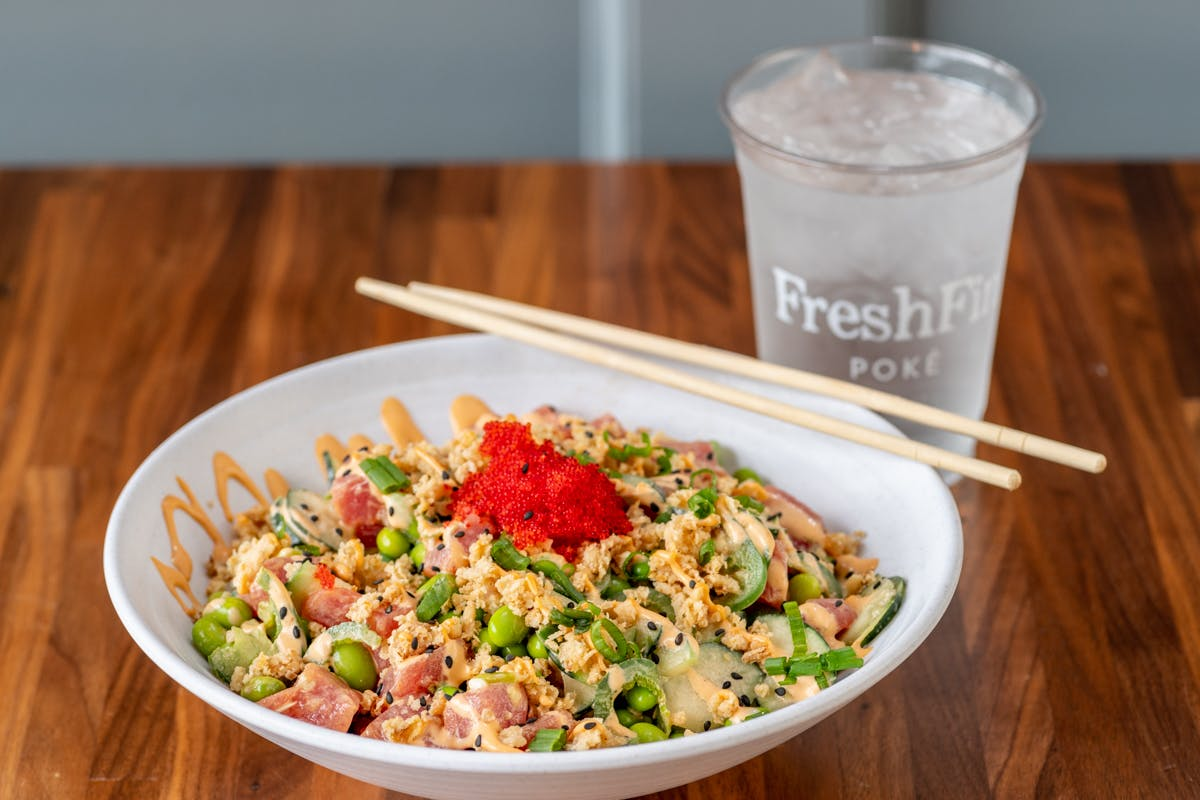FreshFin Poke - Madison in Madison - Highlight
