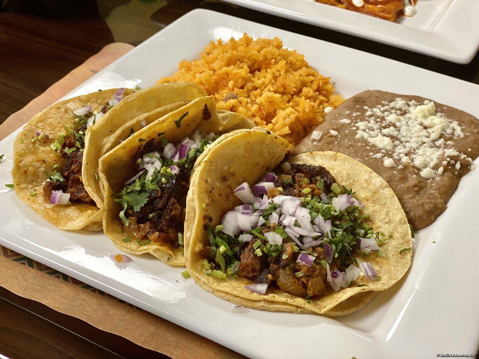 Lazo's Taco Shack in Milwaukee - Highlight