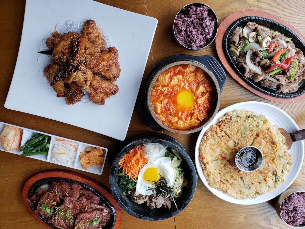 New Seoul Korean in Madison - Highlight