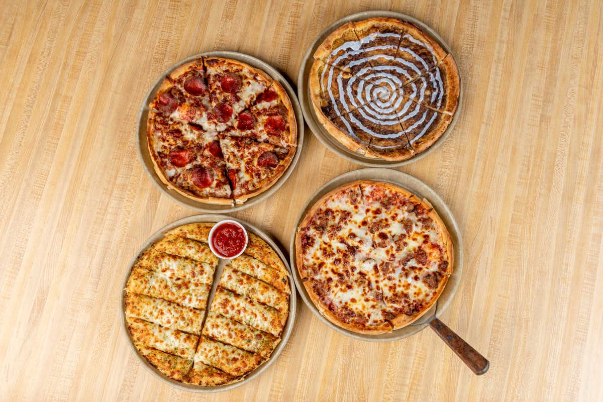 Big Cheese Pizza in Salina - Highlight