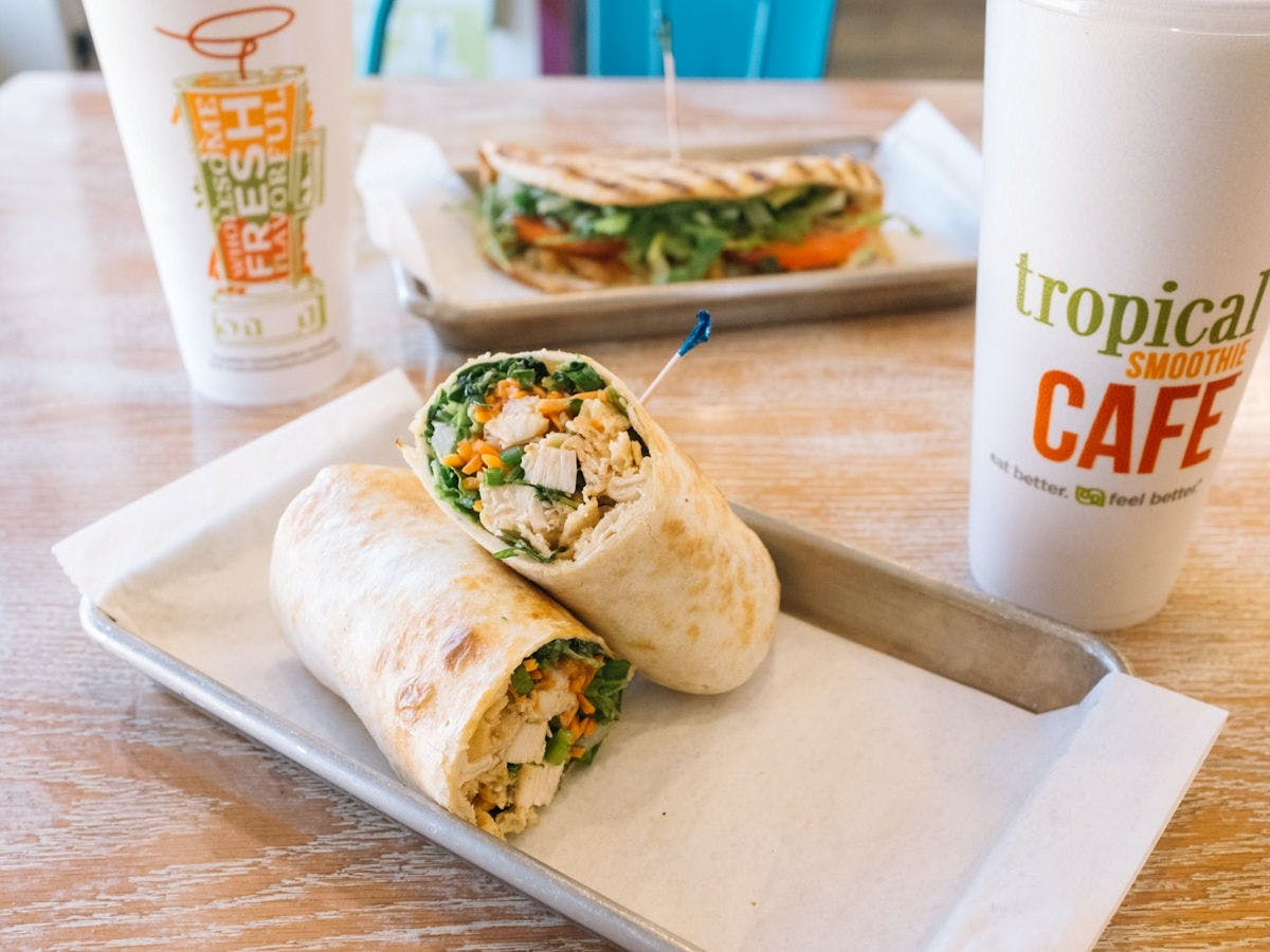 Tropical Smoothie Cafe - Lawrence in Lawrence - Highlight