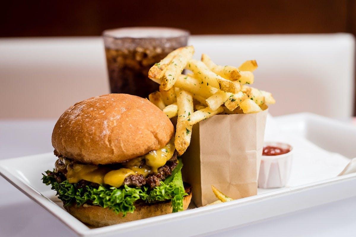Ana's Burger Shack in Manhattan - Highlight
