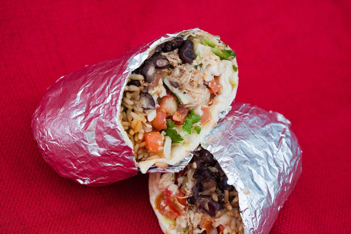 Burrito Drive in Madison - Highlight