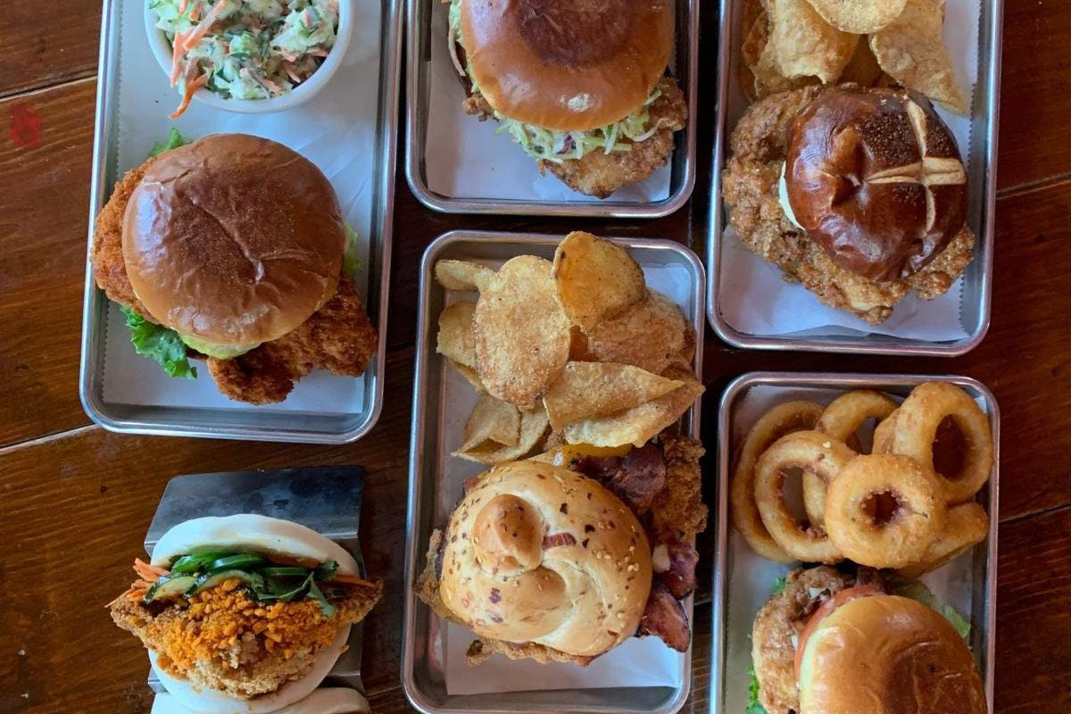 Cluck - Downtown in Madison - Highlight