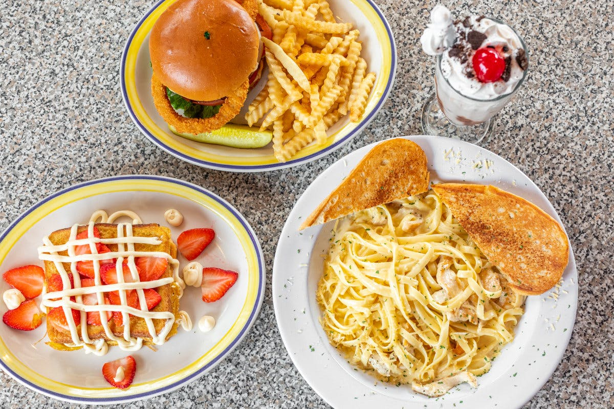 Gus's Diner - Verona in Madison - Highlight
